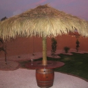 Single Pole Palapa Construction